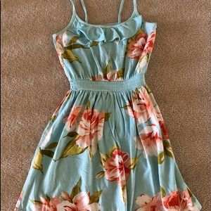 Floral Abercrombie dress size S